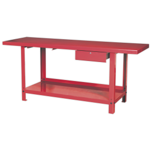 Sealey Workbench Steel 2m with 1 Drawer AP3020