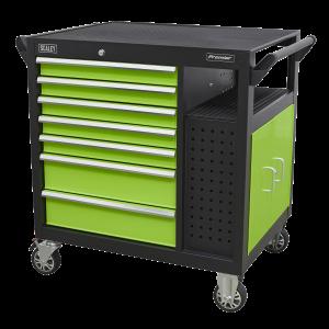 Sealey Mobile Workstation 7 Drawer & Cupboard 920mm