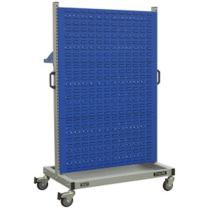 Sealey Industrial Mobile Storage System with Shelf