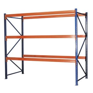 Sealey Heavy-Duty Racking Unit with 3 Beam Sets 1000kg Capacity Per