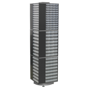 Sealey Rotating Storage Cabinet System 320 Drawer