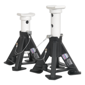 Sealey Axle Stands (Pair) 7tonne Capacity per Stand Short