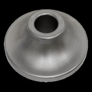 Sealey Tamping Pad Ø125mm - Pneumatic Stems