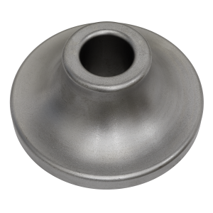 Sealey Tamping Pad Ø180mm - Pneumatic Stems