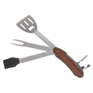 Sealey Barbecue Multi-Tool 5 Function