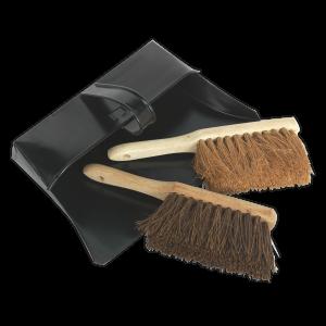 Sealey Dustpan & Brushes Metal