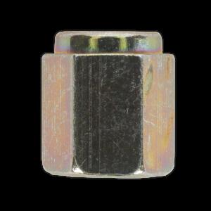 Sealey Brake Pipe Nut M10 x 1mm Short Female Pack of 25