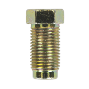 Sealey Brake Pipe/Fuel Nut M10 x 1mm Long Male Pack of 25