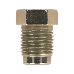 Sealey Brake Pipe Nut M10 x 1mm Short Male Pack of 25