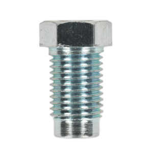 """Sealey Brake Pipe Nut 3/8""""UNF x 24tpi Short Male Pack of 25"""