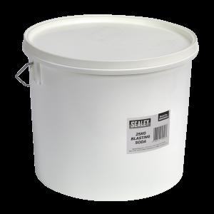 Sealey Blasting Soda 25kg Tub