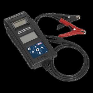 Sealey Digital Start/Stop Battery & Alternator Tester with Printer BT2015