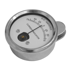 Sealey Clip-On Ammeter 75-0-75A