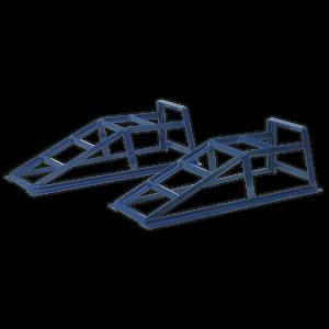 Sealey Car Ramps 1tonne Capacity per Ramp 2tonne Capacity per Pair