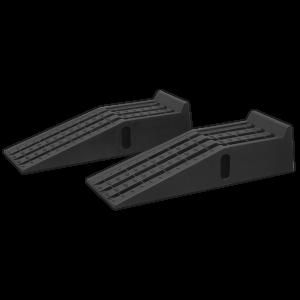 Sealey Car Ramps 1.5tonne Capacity per Ramp 3tonne Capacity per Pai