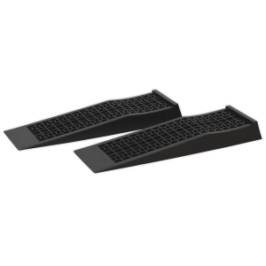 Sealey Car Ramps Low Entry 1.5tonne Capacity per Ramp 3tonne Capaci