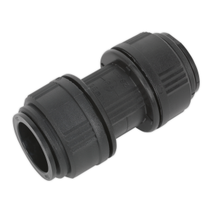 Sealey Straight Connector Ø28mm Pack of 5 (John Guest Speedfit® - P