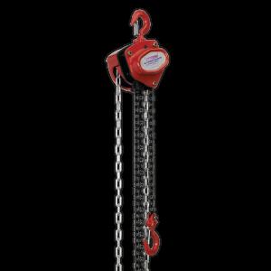 Sealey Chain Block 0.5tonne 2.5m