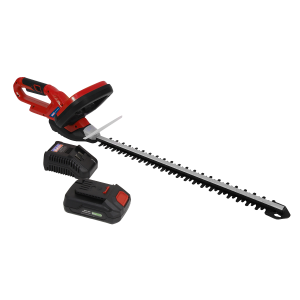 Hedge Trimmer Cordless 20V with 2Ah Battery & Charger