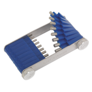 Sealey Carburettor Jet Tool 1.5-3mm 16pc