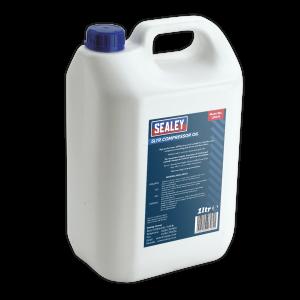 Sealey Compressor Oil 5L