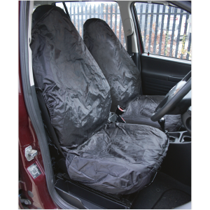 Sealey Front Seat Protector Set 2pc Heavy-Duty