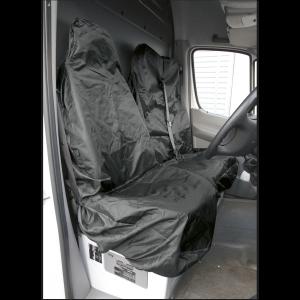 Sealey Van Seat Protector Set 2pc Heavy-Duty