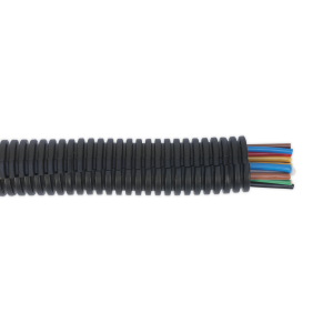 Sealey Convoluted Cable Sleeving Split Ø17-21mm 10m