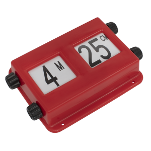 Sealey Commercial Vehicle Height Indicator - Metric