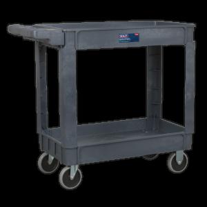 Sealey Trolley 2-Level Composite Heavy-Duty