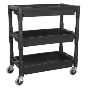 Sealey Trolley 3-Level Composite Heavy-Duty CX205