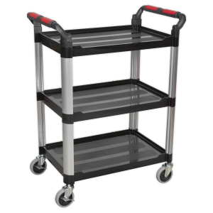 Sealey Workshop Trolley 3-Level Composite CX309