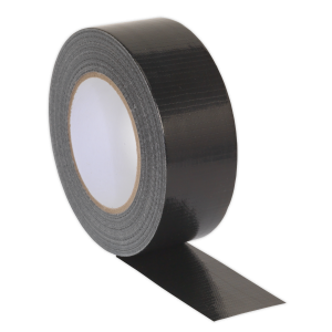 Sealey Duct Tape 48mm x 50m Black