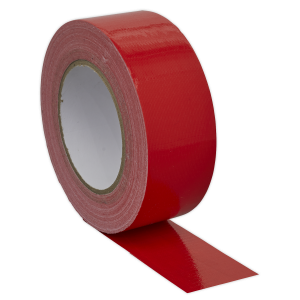 Sealey Duct Tape 50mm x 50m Red