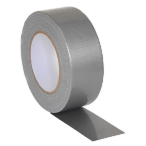 Sealey Duct Tape 48mm x 50m Silver