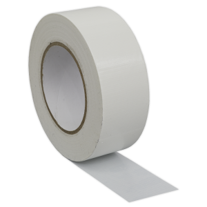 Sealey Duct Tape 50mm x 50m White