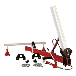 Sealey Straightener Kit 10tonne with Variable Upright