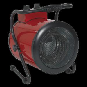 Sealey Industrial Fan Heater 3kW 2 Heat Settings