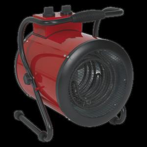 Sealey Industrial Fan Heater 5kW 415V 3ph
