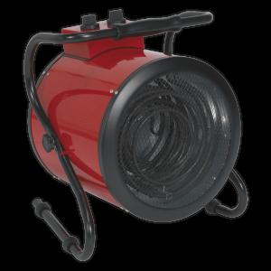 Sealey Industrial Fan Heater 9kW 415V 3ph