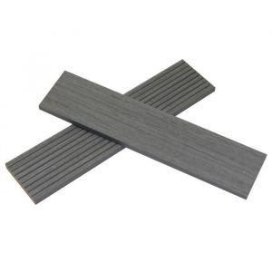 AB Fusion Woodgrain Skirting Boards Grey