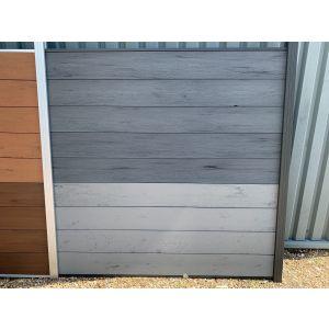 AB Composite Fencing Grey 210 x 1836mm