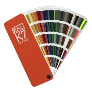 K7 Ral Colour Book