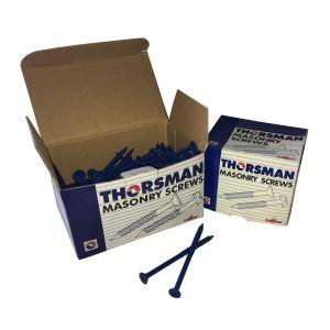 Box Masonry Screws 6.3 x 125