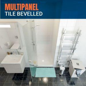 Multipanel Large Format Tile Embossed