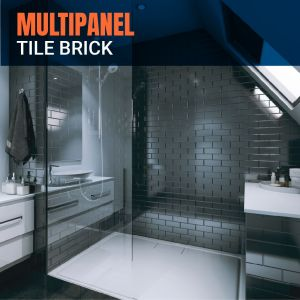 Multipanel Tile Brick Panels