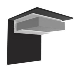 Multipanel Ceiling Type L End Cap