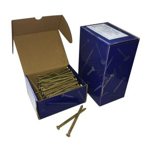 Box (100) Mungo Wall Screws 7.5mm x 42mm
