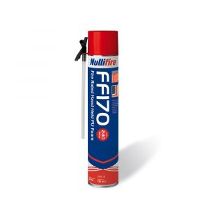 Nullifire Hand-Held Fire Rated PU Foam, 750ml Can