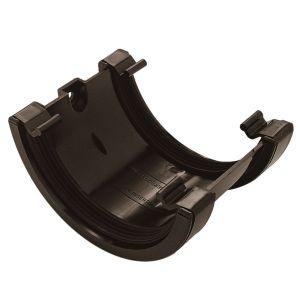 Eurocell - Gutter Universal XL Union Bracket Black